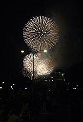 名古屋みなと祭の花火