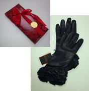 誕生日プレゼントー革の手袋